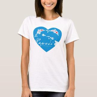 T-shirt Aloha Hawaï
