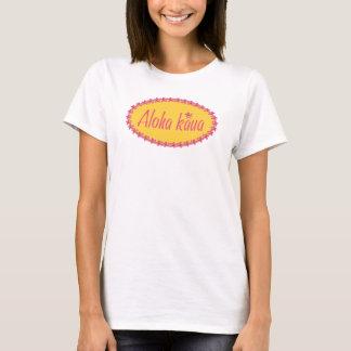 T-shirt Aloha kaua