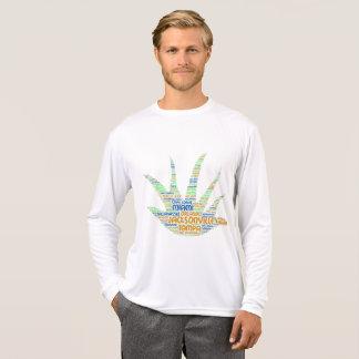 T-shirt Alove Vera illustrée avec des villes de la Floride