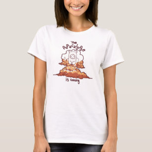 T-shirt Alpacalypse