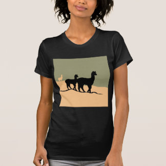 T-shirt Alpaga de Hillside