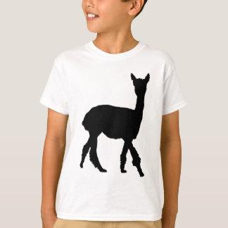 T-shirt Alpaga de marche