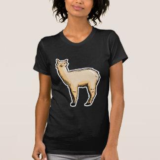 T-shirt Alpaga majestueux