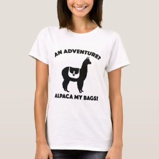 T-shirt Alpaga mes sacs
