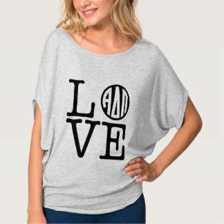 T-shirt Alpha amour du delta pi |