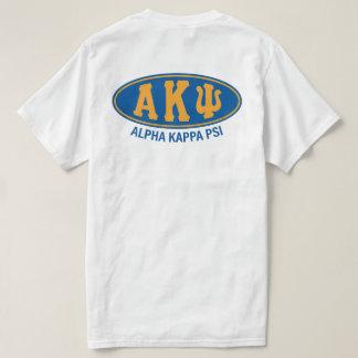 T-shirt Alpha cru de livre par pouce carré | de Kappa