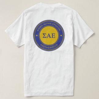 T-shirt Alpha insigne de l'epsilon | de sigma