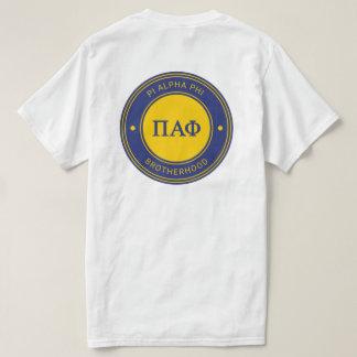 T-shirt Alpha insigne du phi | de pi