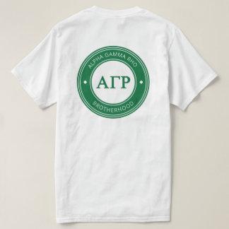 T-shirt Alpha insigne gamma du Rho |