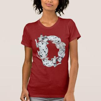 T-shirt Alphabet de D