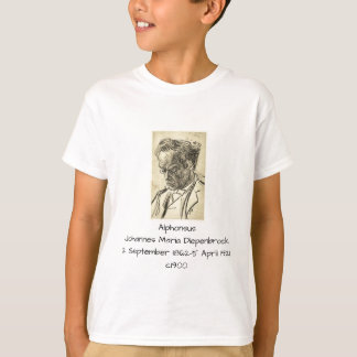 T-shirt Alphons Johannes Maria Diepenbrock 1900