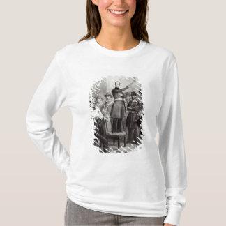 T-shirt Alphonse de Lamartine à hôtel de ville