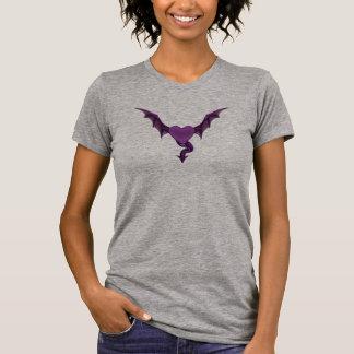 T-shirt alternatif d'encolure ras du cou de