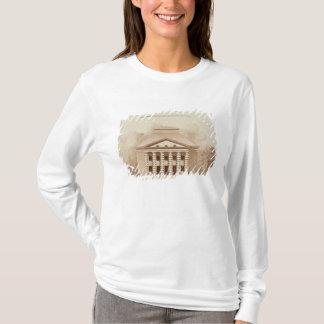T-shirt Altitude de maison du directeur du sel