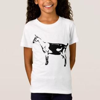 T-Shirt Amant alpin de chèvre de laiterie