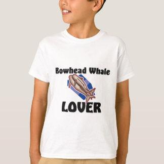 T-shirt Amant de baleine de Bowhead