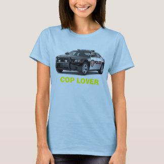 T-shirt Amant de cannette de fil