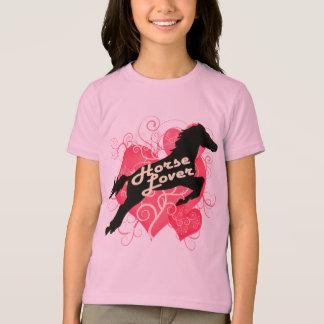 T-shirt Amant de cheval
