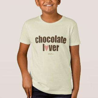 T-Shirt Amant de chocolat