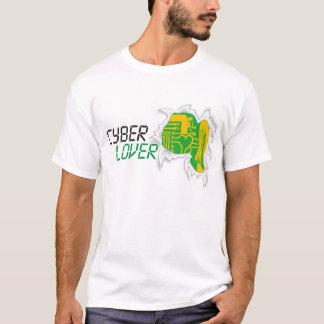 T-shirt Amant de Cyber