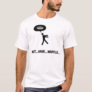 T-shirt Amant de gaufre