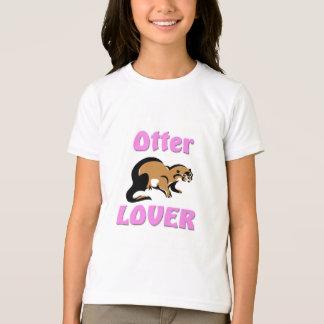 T-shirt Amant de loutre
