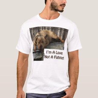 T-shirt Amant de mine