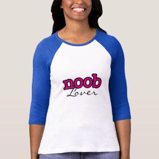 T-shirt amant de noob