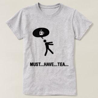 T-shirt Amant de thé