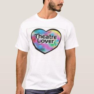 T-shirt Amant de théâtre