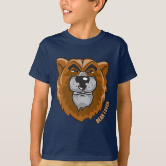 T-shirt Amant d'ours
