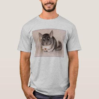 T-shirt amants sérieux de chinchilla seulement