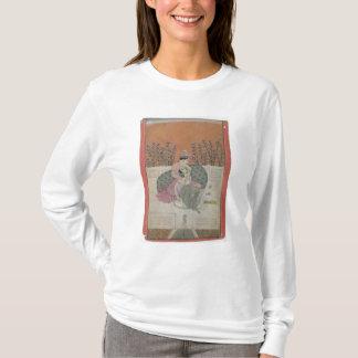 T-shirt Amants sur une terrasse, Pahari
