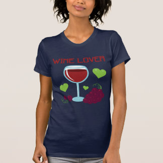 T-shirt Amateur de vin