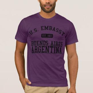 T-shirt Ambassade Buenos Aires, Argentine