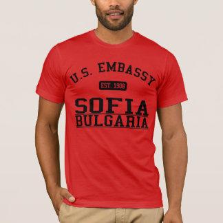 T-shirt Ambassade Sofia, Bulgarie
