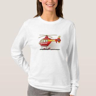 T-shirt Ambulance d'hélicoptère