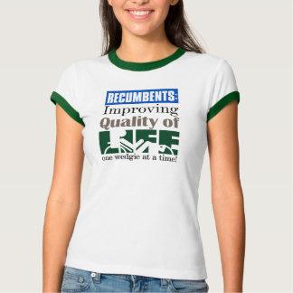 T-shirt Améliorant la qualité de vie une Wedgie à la fois