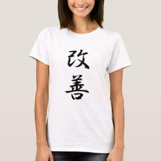 T-shirt Amélioration - Kaizen