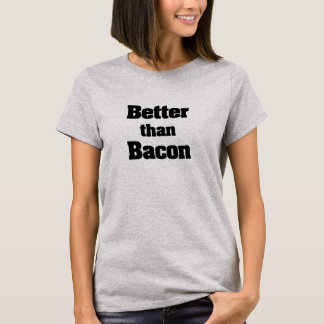 T-shirt Améliorez que le lard
