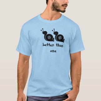 T-shirt améliorez qu'un