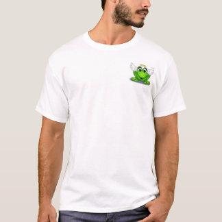 T-shirt Amende comme cheveux de grenouilles