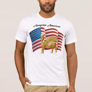 T-shirt Américain assyrien