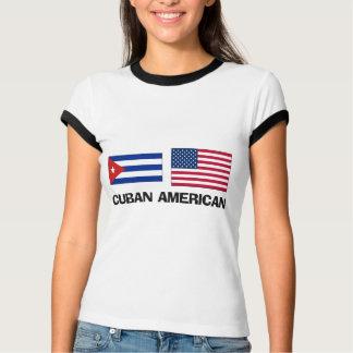 T-shirt Américain cubain