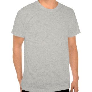 T-shirt américain d habillement de prochaine forme