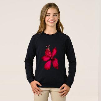 T-shirt américain de raglan d'habillement de