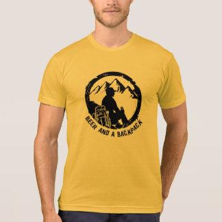 T-shirt américain d'habillement de