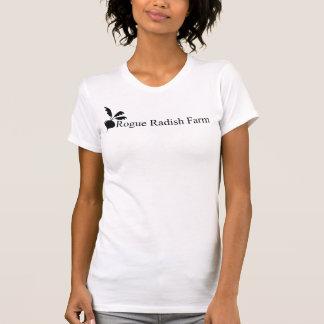 T-shirt américain d'habillement de ferme escroc de