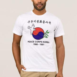 T-shirt américain d'habillement de PCK (XS-3X)