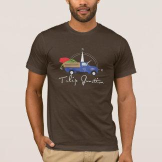 T-shirt américain d'habillement de TJ - OUTLOUD